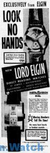 Elgin Direct Reading -1956