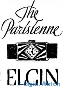 Elgin Parisienne - 1928