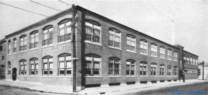 Hadley Plant, Dexter St, Providence, Rhode Island - 1951